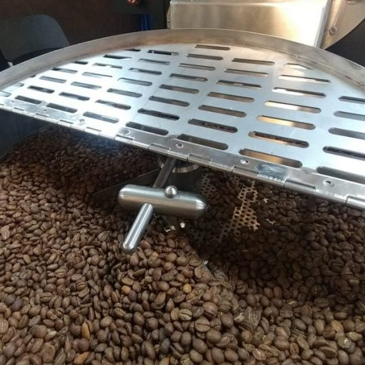 Bagged Whole Bean Coffee
