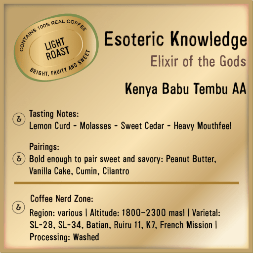 Esoteric Knowledge Kenya