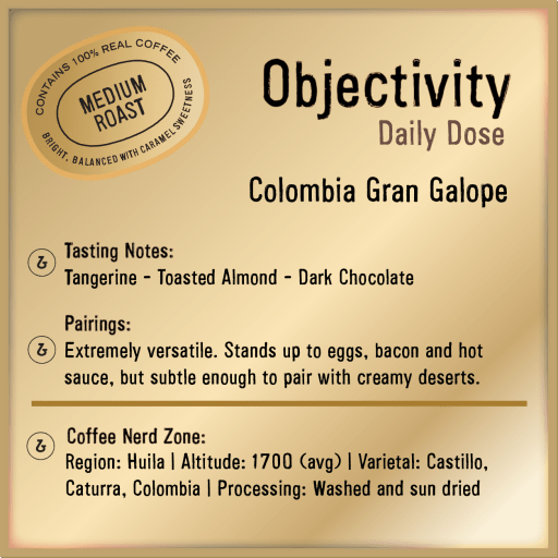 Objectivity Colombia