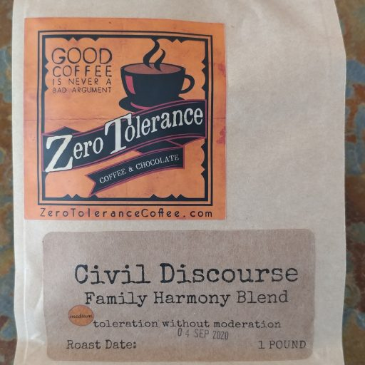 Civil Dicourse Medium Roasted Craft Coffee