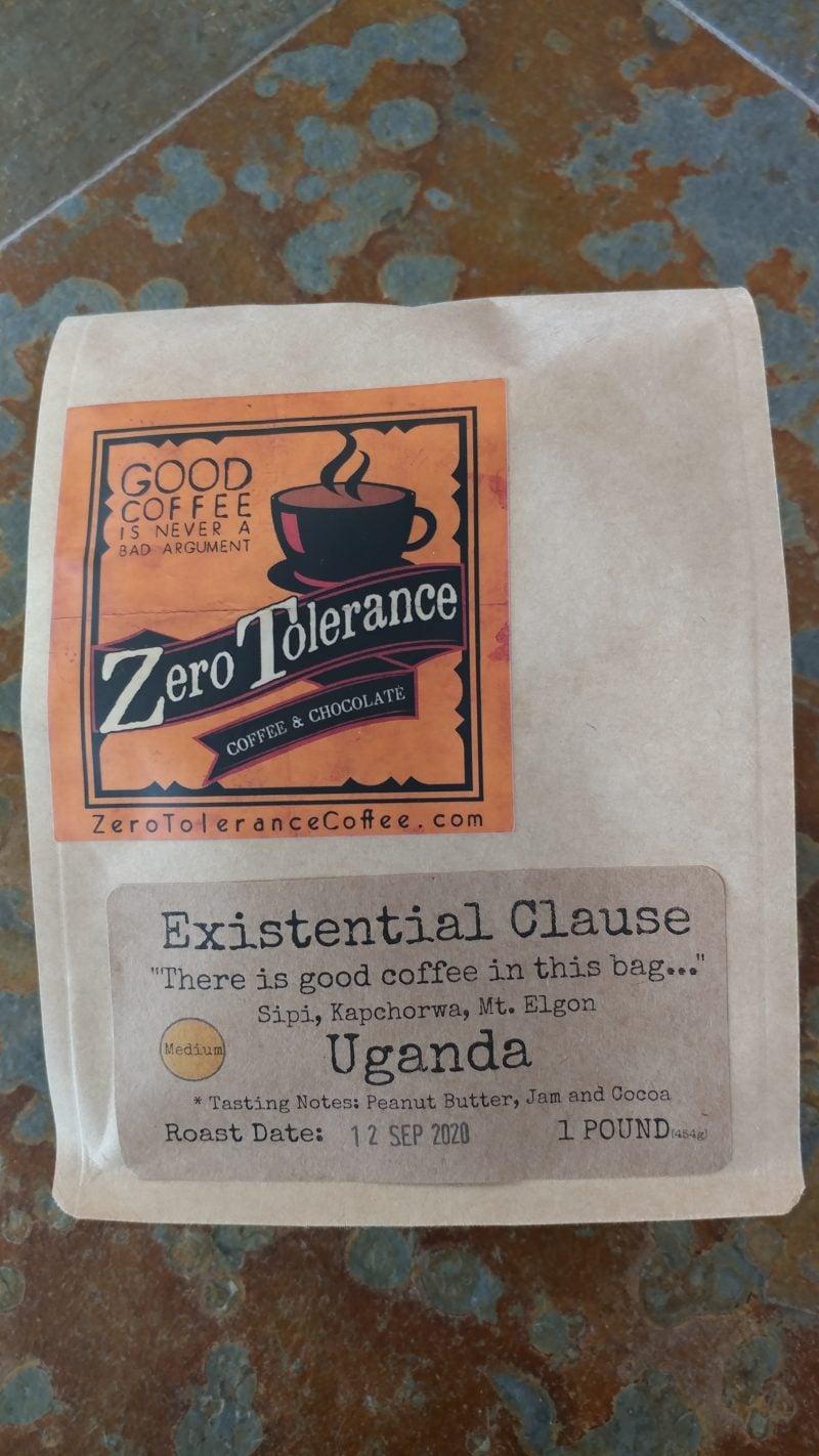 Existential Clause Ugandan Medium Roasted Craft Coffee