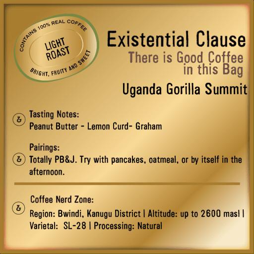 Existential Clause Uganda