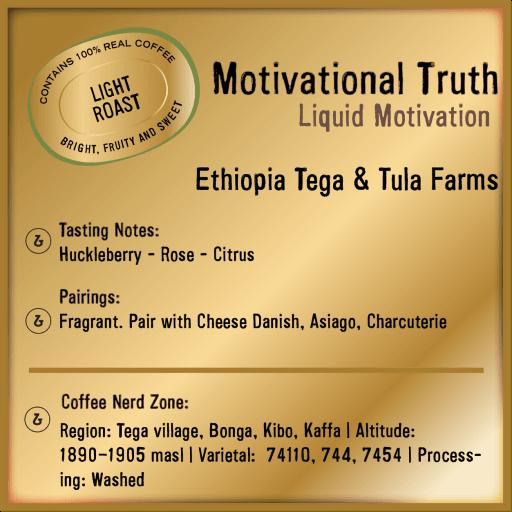Motivational Truth Ethiopia