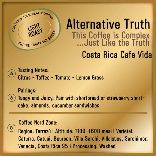 Alternative Truth Costa Rica